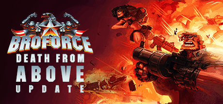 play broforce online how to