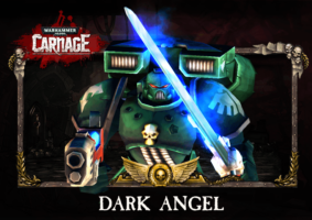 WARHAMMER 40K CARNAGE - Dark Angel Release - July 2014 - Title