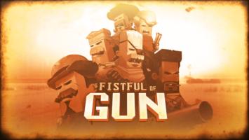 A Fistful of Gun Character - Key Art