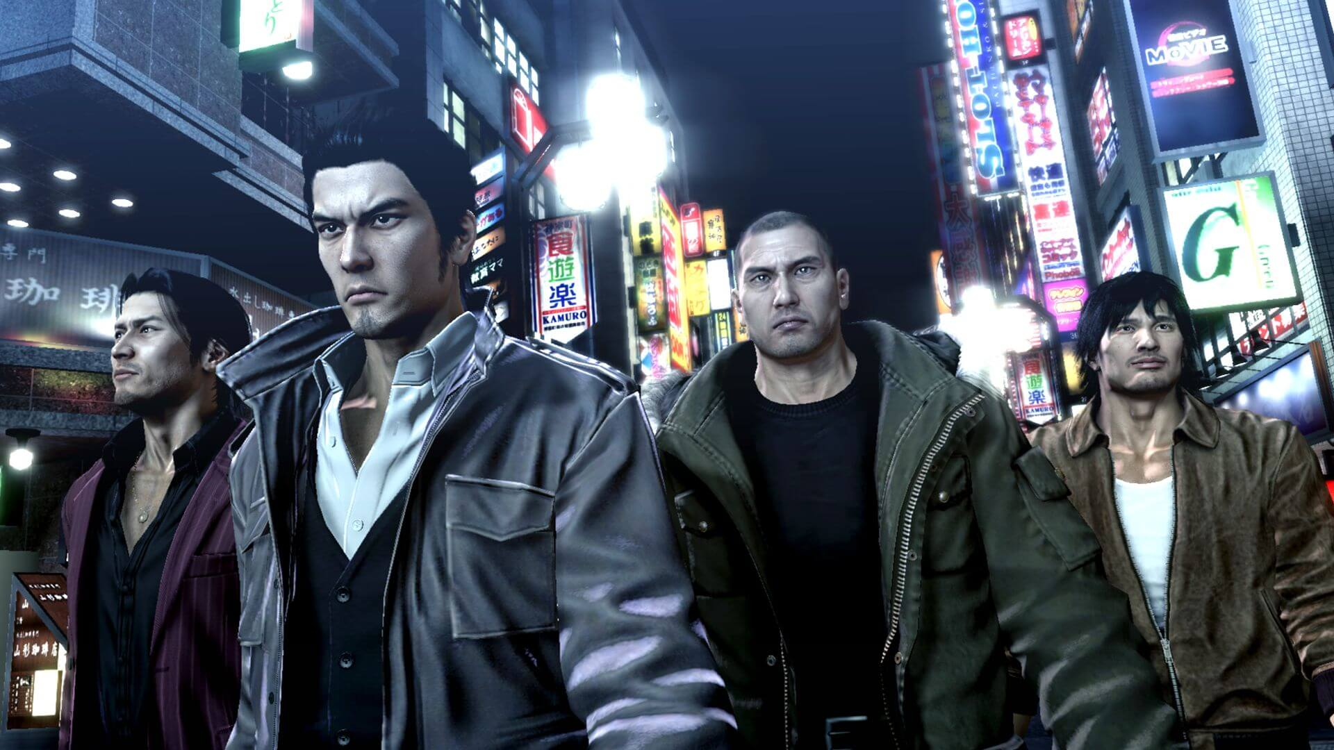 SEGA et SONY ENTERTAINMENT s'associent pour le lancement de Yakuza 5 en Occident