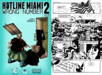 Hotline Miami 2 - Digital Comic 2