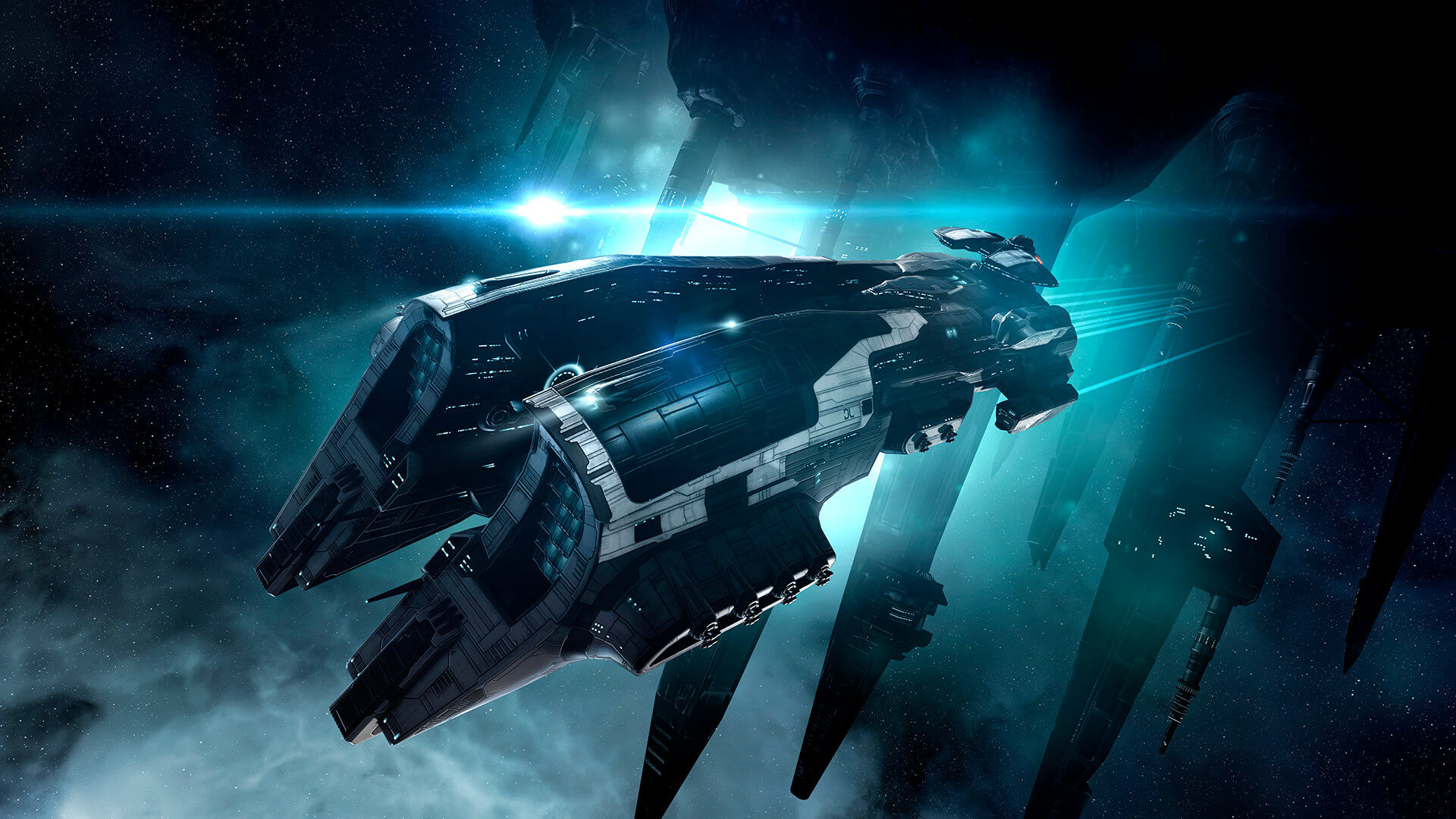 "Très EVE Online's Carnyx Release Begins the ""Summer of Sovereignty  NC11"