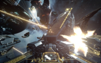 EVE Valkyrie AmongstGiants