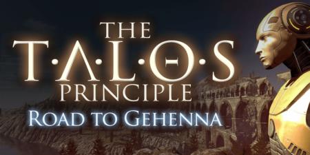The Talos Principle_Road To Gehenna - Key Art