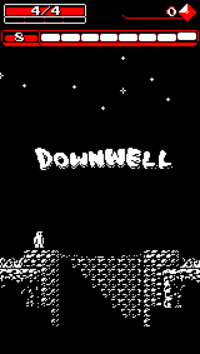 Downwell - Screen 1