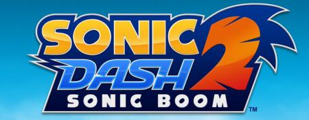 Sonic Dash - logo