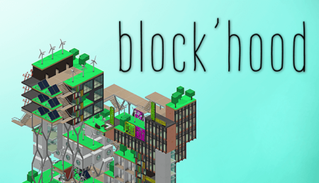 Block'hood - Key Art