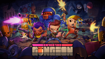 Enter the Gungeon - Key Art_Combined