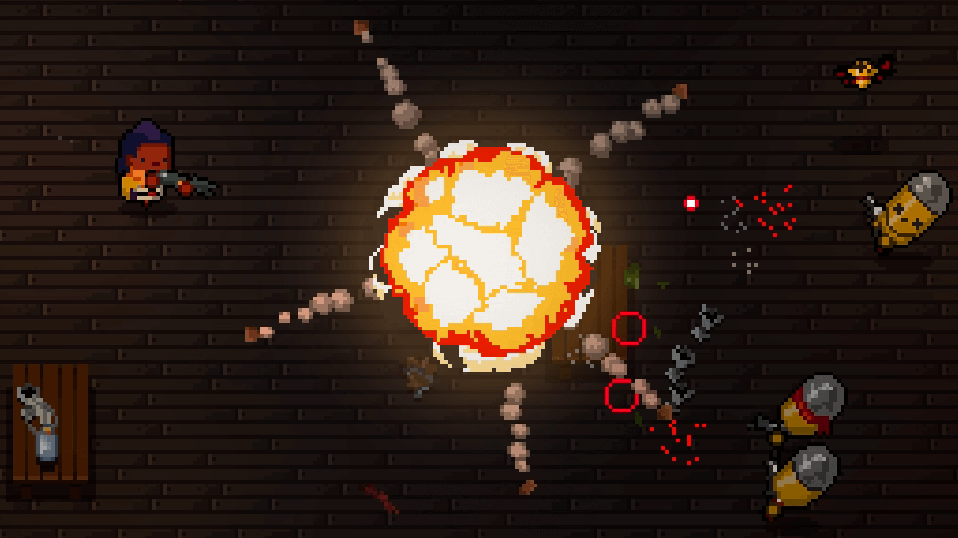 Bullet Hell Dungeon Crawler Enter the Gungeon Pre-Order is the Most