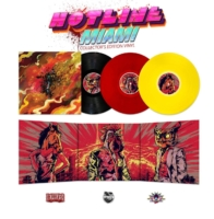 Hotline Miami Vinyl - Artwork