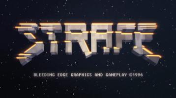 STRAFE - Key Art