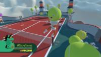 Selfie Tennis - Screen 1