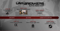 LawBreakers_AlphaRoadMap