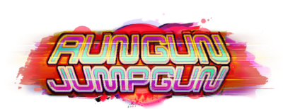 RunGunJumpGun Game LOGO