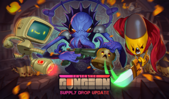 Enter the Gungeon_Supply Drop - Key Art