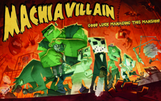 MachiaVillain Key Art