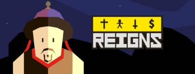 Reigns Update - Key Art