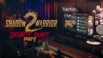Shadow Warrior 2_Bounty Hunt 1 - Key Art