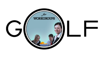 Golf for Workgroups - Static Logo
