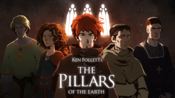 The Pillars of the Earth Logo