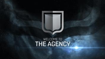 EVE Key art - The Agency