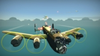 Bomber Crew - Action Shot