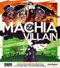 Machiavillain Poster