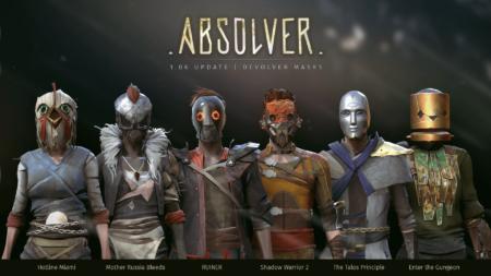 Absolver 1_06 Update