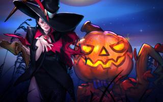 Hyper Universe - Halloween Update 2