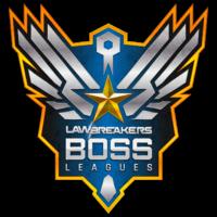 LB-Boss League Logo