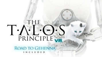 The Talos Princple VR - Key Art