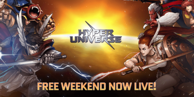 Hyper Universe Free Weekend