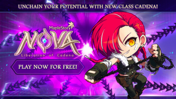 MapleStory Nova Update - Nov. 29