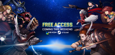 Hyper Universe Steam Free Weekend