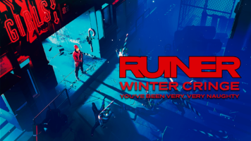 RUINER - Winter Cringe Update - Key Art