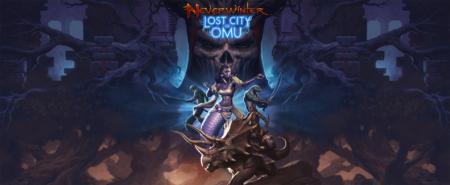 Lost City of Omu_KeyArt