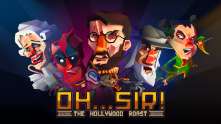 New Oh...Sir! The Hollywood Roast Poster