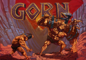 GORN - Giant Update Key Art