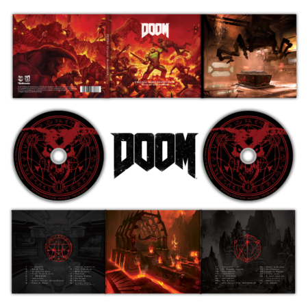 DOOM CD Render4