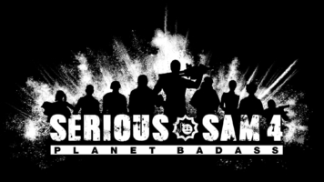 Serious Sam 4 - Teaser Key Art