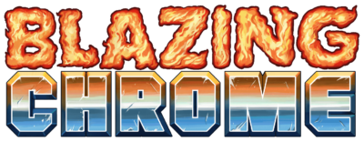 blazing chrom logo