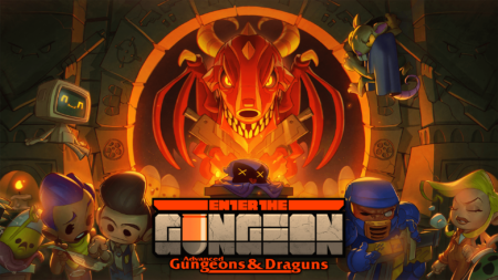 Enter the Gungeon_AGD - Key Art