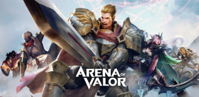 Arena of Valor Key Art