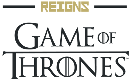 Reigns_Game Of Thrones - Logo_Black