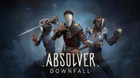 Absolver_Downfall - Key Art