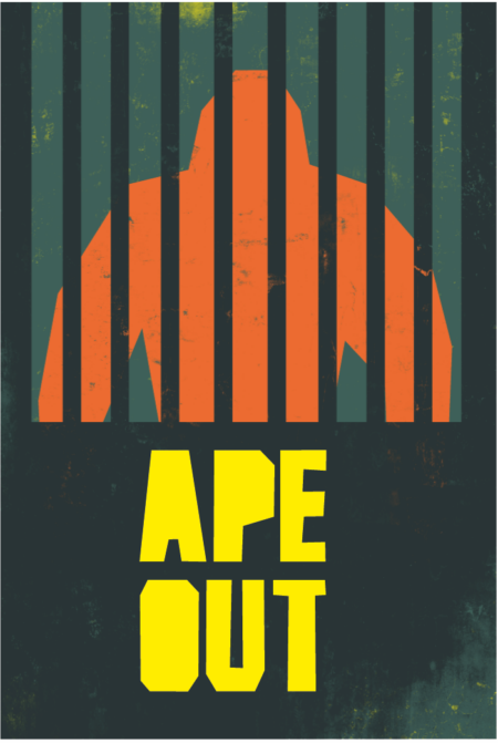 Ape Out - Poster