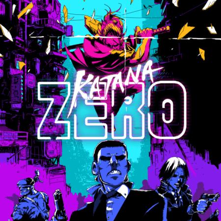 Katana Zero - Key Art