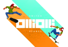 OlliOlli Switch Stance - Key Art