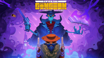 Enter the Gungeon - A Farewell to Arms_Key Art