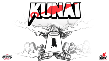 KUNAI - keyart 1 - game announcement